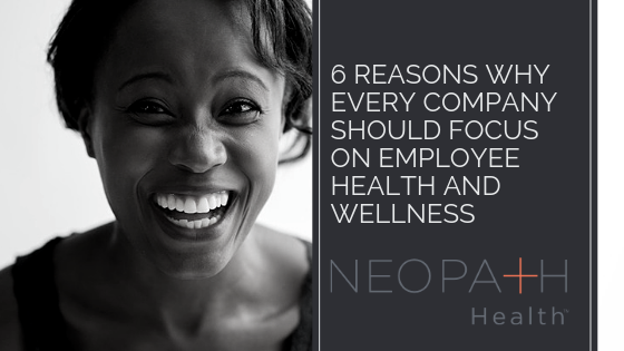 workplace employee health and wellness