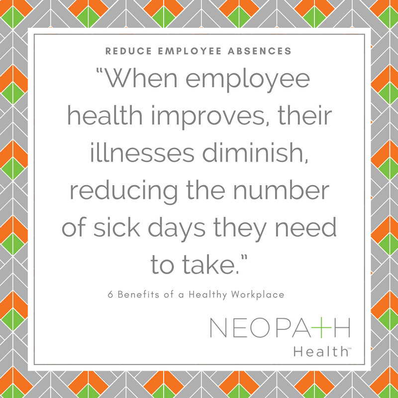 Reduce Employee Absence