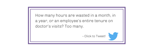 Employee tenure wasted time.