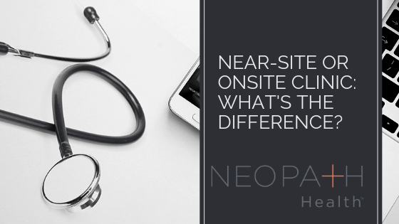 Near-Site and Onsite Clinic Differences