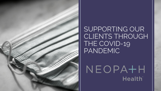 Supporting Our Clients Through the COVID-19 Pandemic